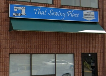 Newmarket sewing machine store That Sewing Place