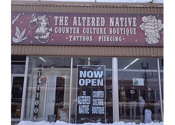 Orangeville tattoo shop The Altered Native