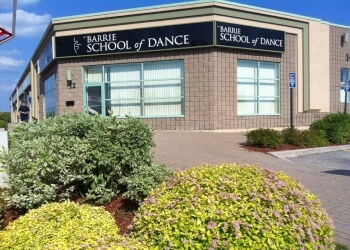 Barrie dance school The Barrie School Of Dance