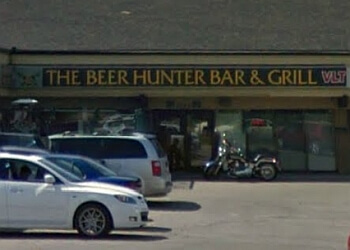 Edmonton sports bar The Beer Hunter Bar and Grill