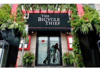 Halifax italian restaurant The Bicycle Thief