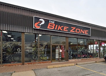 Mississauga bicycle shop The Bike Zone