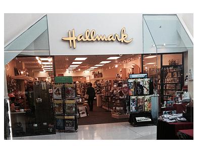 Belleville gift shop Hallmark Cards and Gifts