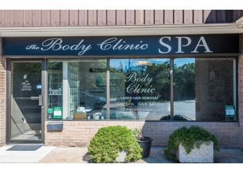 Mississauga spa The Body Clinic Day Spa
