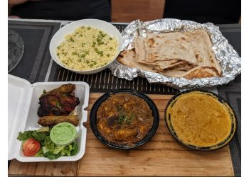 Burlington indian restaurant The Bombay Grill