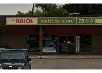 Edmonton mattress store The Brick