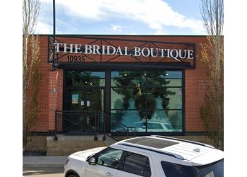 Edmonton bridal shop The Bridal Boutique