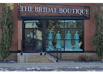 Edmonton bridal shop The Bridal Boutique