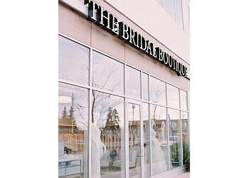 Calgary bridal shop The Bridal Boutique Calgary