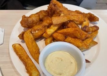 Calgary fish and chip The British Chippy Ltd.