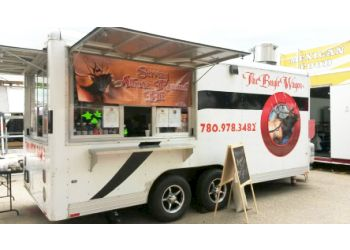 Grande Prairie food truck The Bugle Wagon