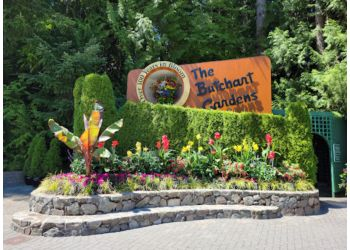 Saanich places to see The Butchart Gardens