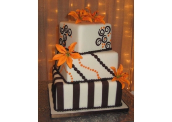 Grande Prairie cake The Cakery Cafe