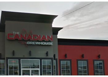 Grande Prairie sports bar The Canadian Brewhouse