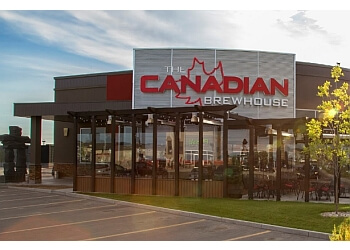 Red Deer sports bar The Canadian Brewhouse