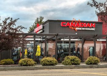 Sherwood Park sports bar The Canadian Brewhouse