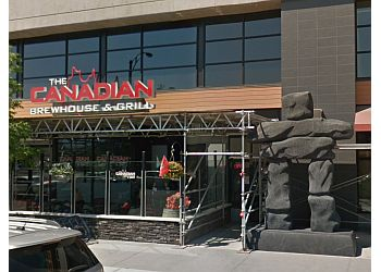 Kelowna sports bar The Canadian Brewhouse & Grill