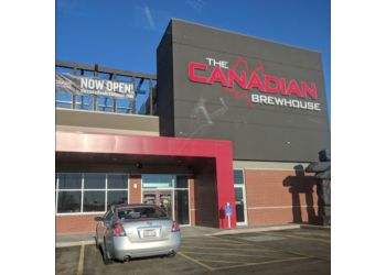 St Albert sports bar The Canadian Brewhouse & Grill