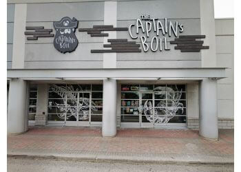 Markham seafood restaurant The Captain's Boil