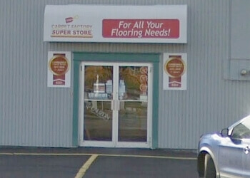St Johns flooring company The Carpet Factory Super Store