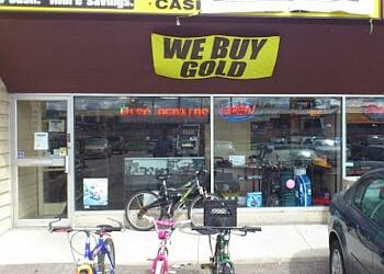 Newmarket pawn shop The Cash Club
