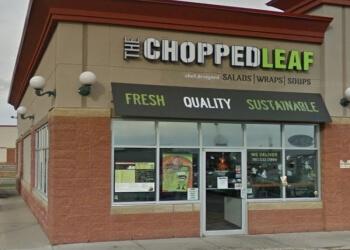 Grande Prairie sandwich shop The Chopped Leaf