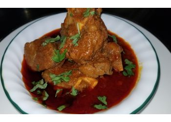 Mississauga food truck The Clay Oven Food Truck