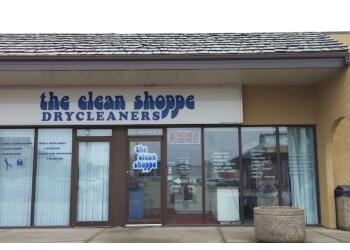 Saskatoon dry cleaner The Clean Shoppe