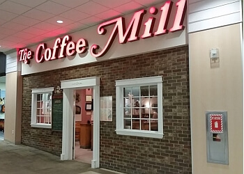 Saint John cafe The Coffee Mill