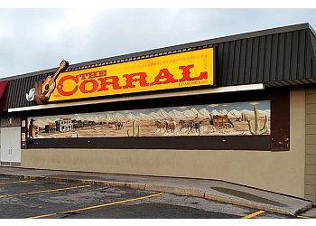 Oshawa night club The Corral