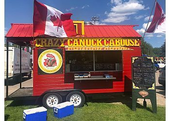 Waterloo food truck The Crazy Canuck