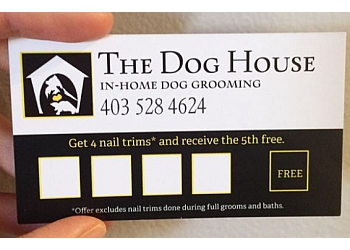 Medicine Hat pet grooming The Dog House