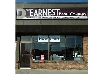 Windsor bagel shop The Earnest Bagel Company