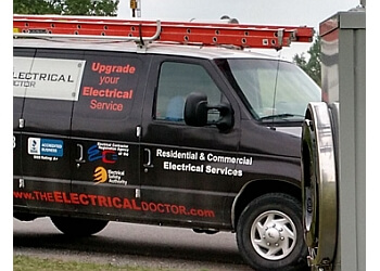Kingston electrician The Electrical Doctor