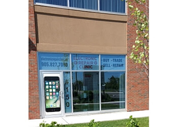 Oakville cell phone repair The Electronic Repair Clinic
