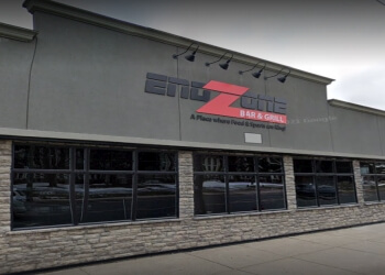 Hamilton sports bar The Endzone Bar & Grill