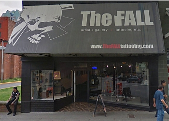 Vancouver tattoo shop The Fall