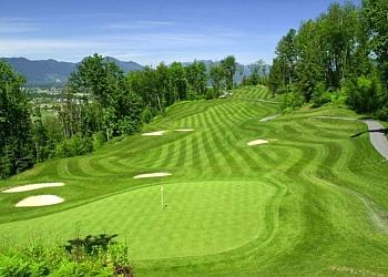 Chilliwack golf course The Falls Golf Club