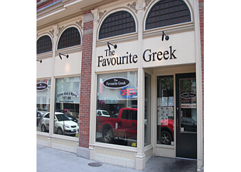 Peterborough mediterranean restaurant The Favourite Greek