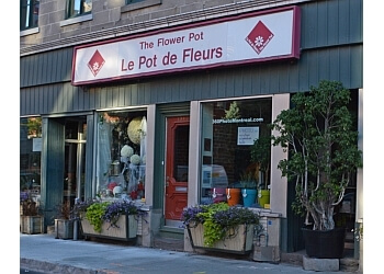 Montreal florist The Flower Pot - Le Pot de Fleurs