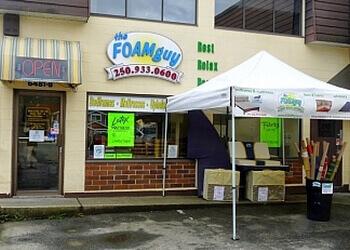 Nanaimo mattress store The Foam Guy