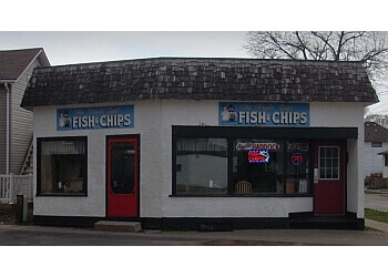 St Catharines fish and chip The Fryin' Guys inc.