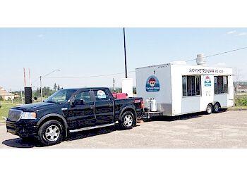 Saint John food truck The Funky Monkey Sandwich Stop Inc.