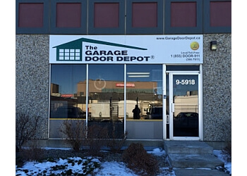 Calgary Garage Door Repair The Garage Door Depot