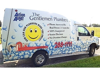 Red Deer plumber The Gentlemen Plumbers