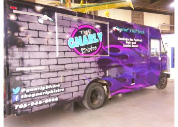 Sault Ste Marie food truck The Gnarly Bistro