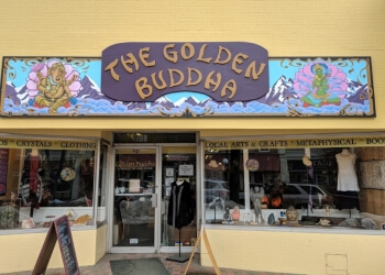 Kamloops gift shop The Golden Buddha