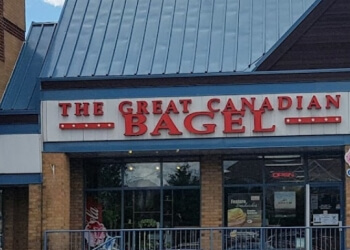 Ajax bagel shop The Great Canadian Bagel