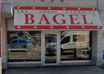Barrie bagel shop The Great Canadian Bagel