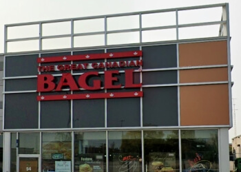 Brampton bagel shop The Great Canadian Bagel